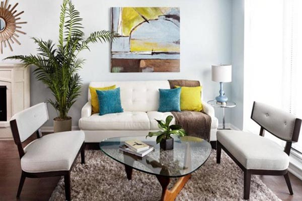 How to Boost Space in a Small Living Room