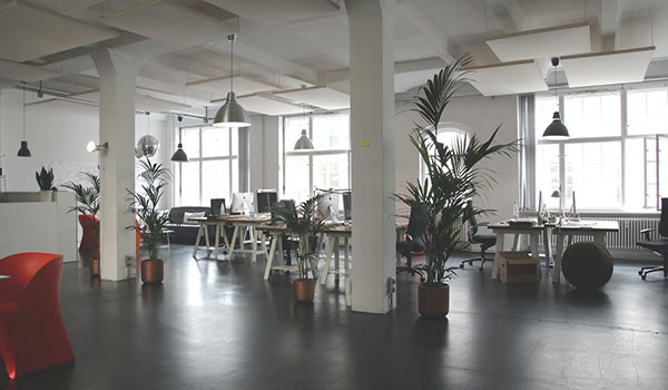A-standard-office-space